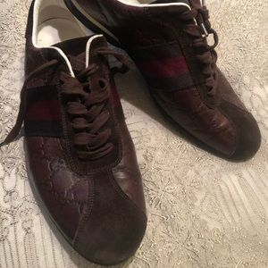 Men's Gucci sneakers size 8.5